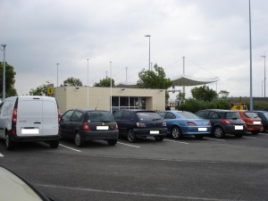 The Pet Passport Control Building